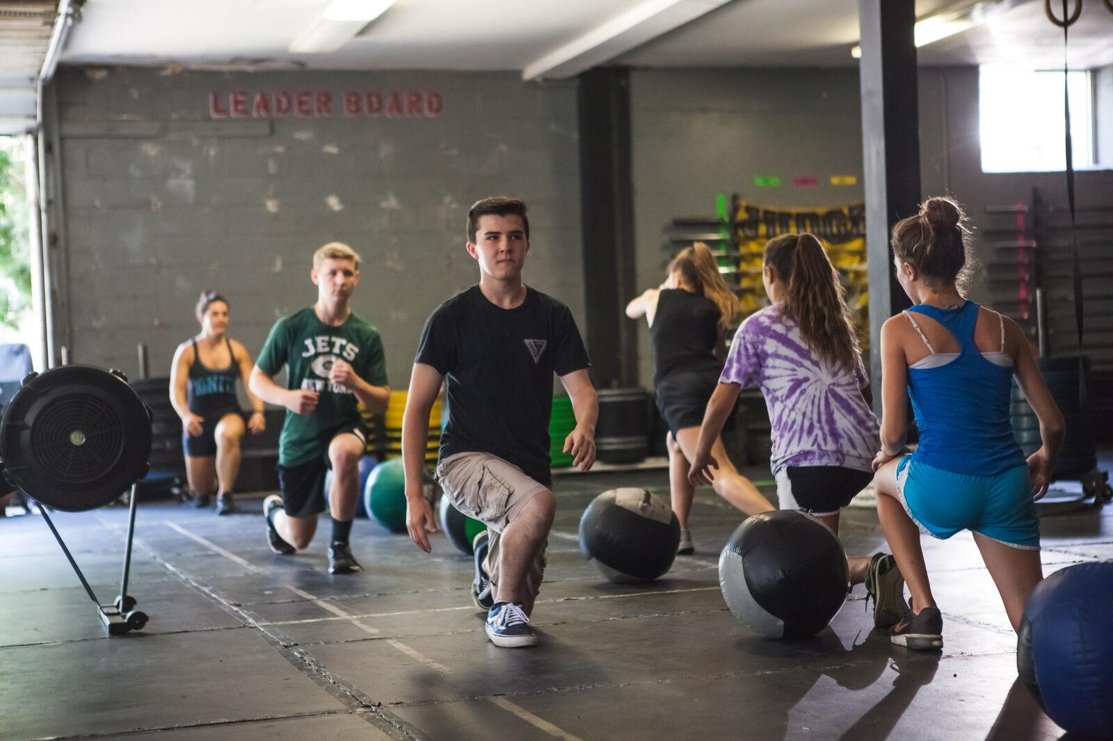 CrossFit IGNITE Kids & Teens Summer Camp